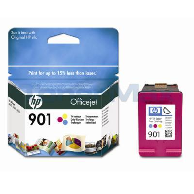 HP OFFICEJET J4580 NO 901 INK TRI-COLOR